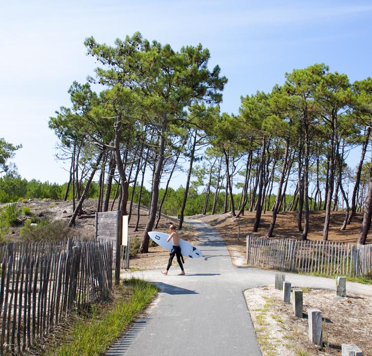 Tourisme baln aire les jardins du littoral - Camping les jardins du littoral lacanau ...